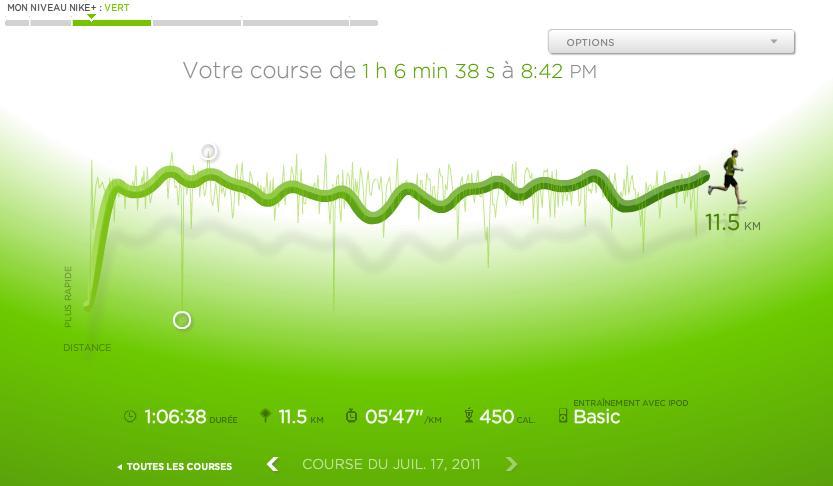 run 17 juillet