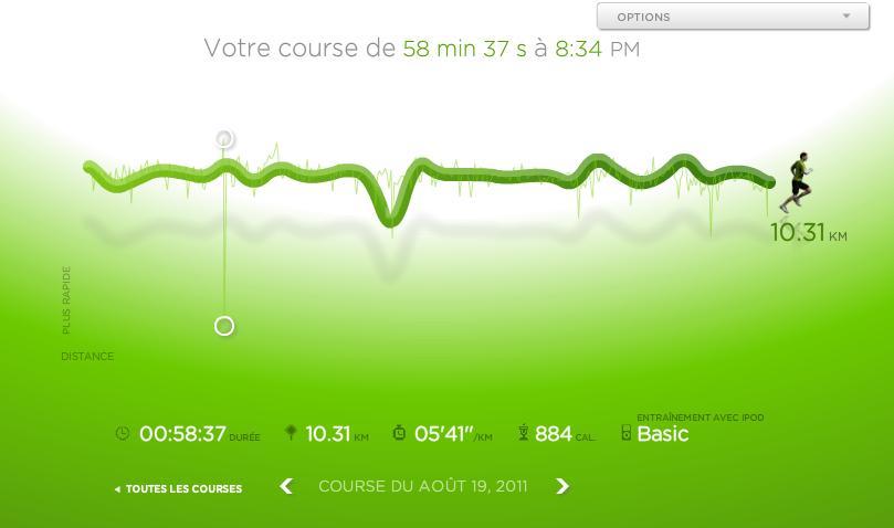 run 19 aout