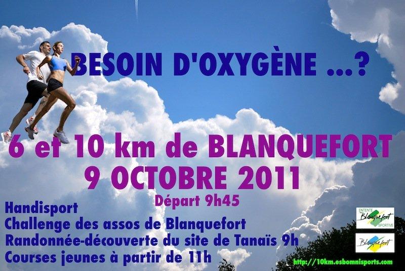 10km blanquefort