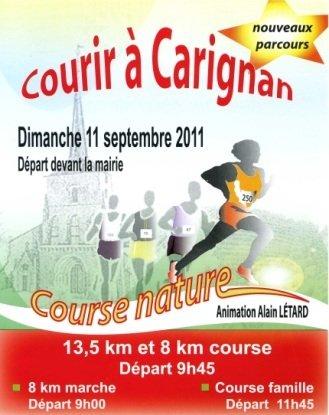carignan 2011